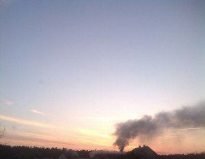 ogrzewanie-węglem-zanieczyszczenie
